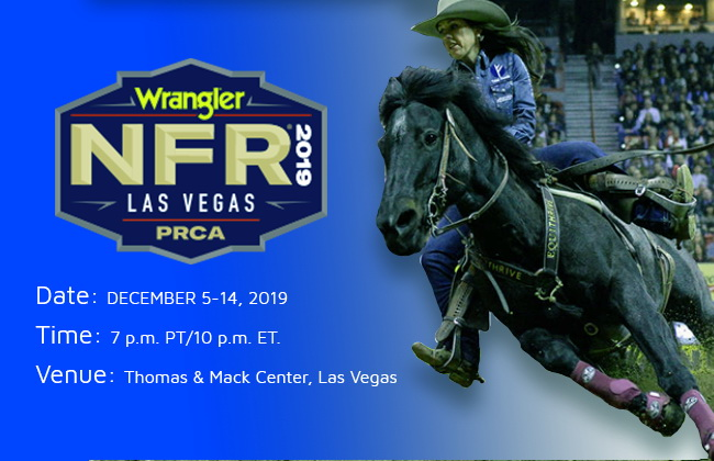 NFR 2019: Date, time, TV channel, live stream, how to watch