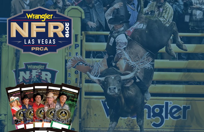 NFR Tickets Price
